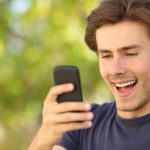 Smartphone user thrilled by mobile site's thirty-seven pop-ups