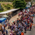 Thousands March to Demand That America Become More Like The Countries They're Fleeing