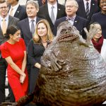 Most diverse Congress ever sworn in includes living turd