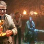 REPORT: Ginsberg to Outlast Trump by Drinking from Holy Grail