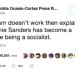 AOC: 'If socialism doesn't work, how did Bernie become a millionaire as a socialist?'