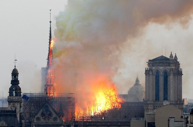 Church that withstood 900 years of war and bombings 'accidentally' burns down