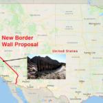 Trump's new border wall will exclude California, parts of Oregon and Washington