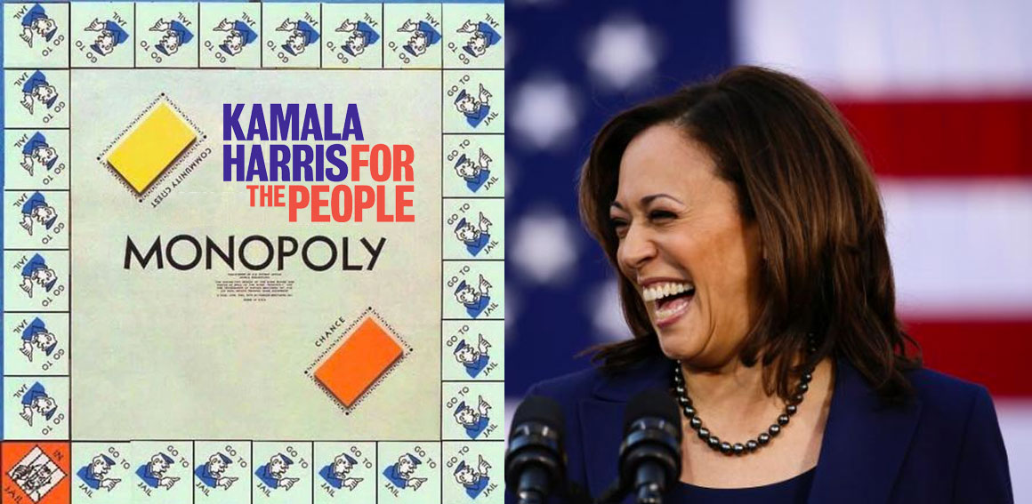 Kamala Harris is selling Neo-Marxism two days before the election. I think I know why. (noqreport.com)