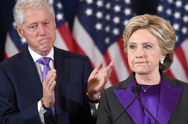 APA adds 'knowing Clintons' to DSM as leading risk factor of suicide